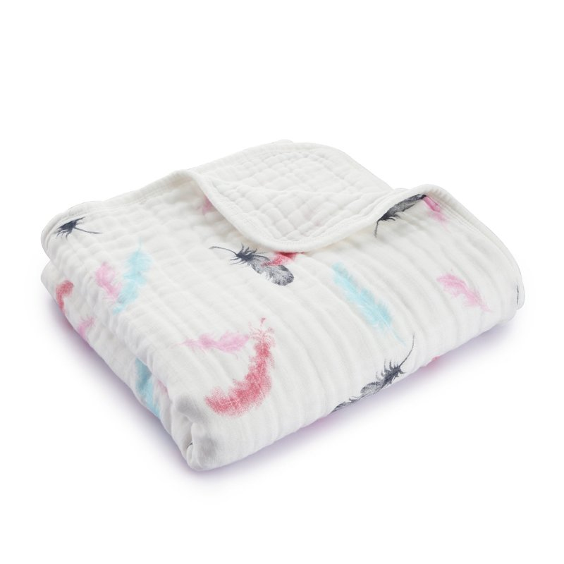 "Cotton & bamboo blanket ""Lightness"""